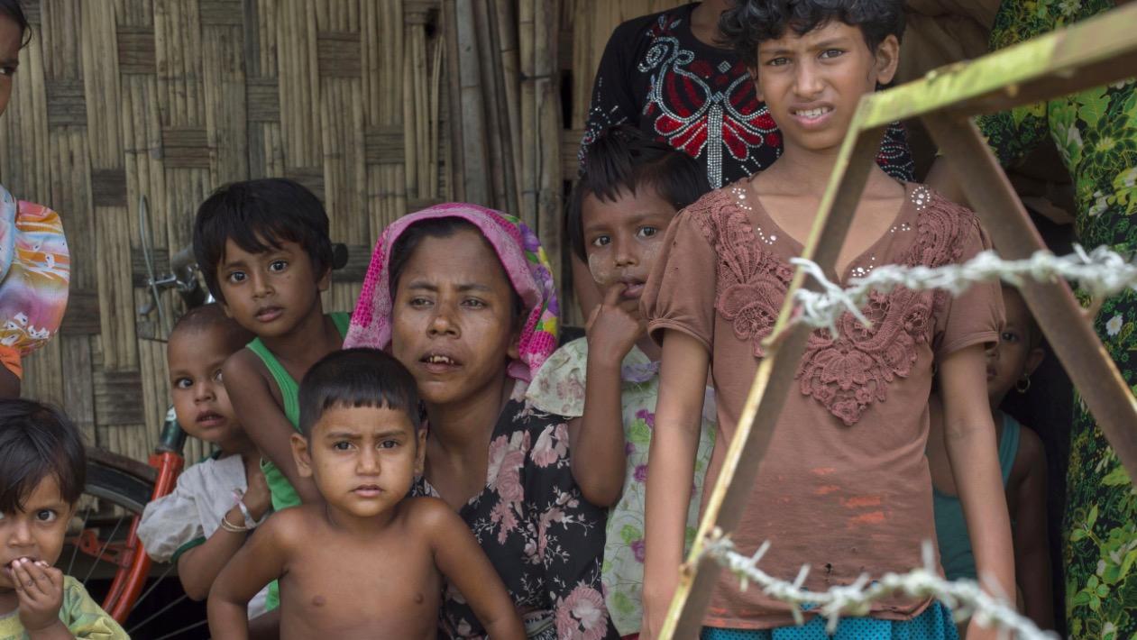 ရခိုင်က မွတ်စလင်ဒုက္ခသည်စခန်းတွေကို အချိန်မီ ဂရုစိုက်ပါ